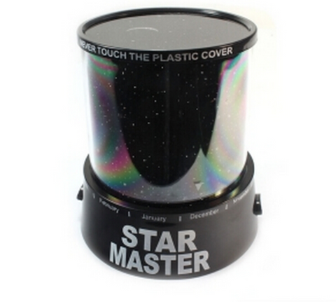 Colourful Stars Cosmos Laser Projector - the Weird Store - 2