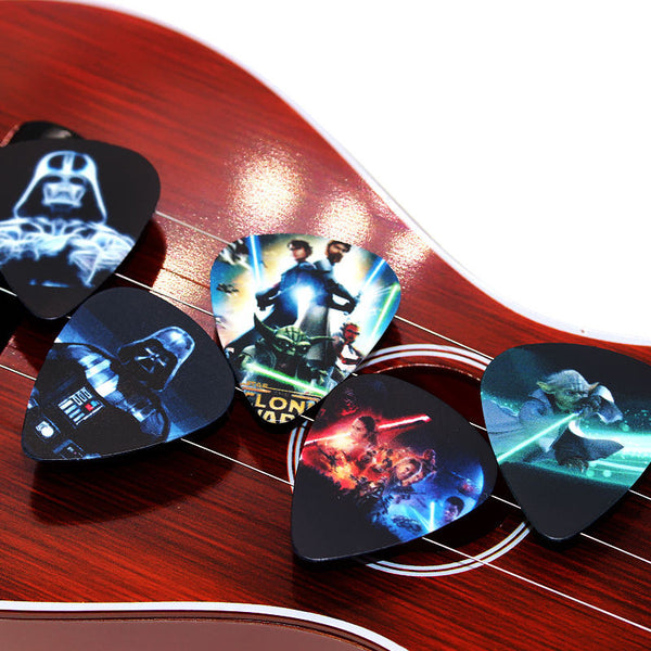 Star Wars guitar Picks  0.71mm - the Weird Store - 2