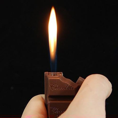 Chocolate Bar Lighter - the Weird Store - 1