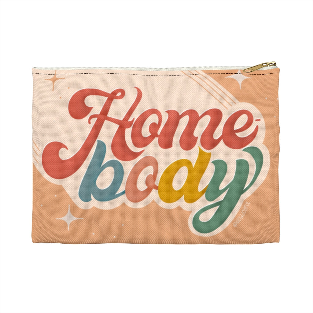 Homebody - Zipped Pouch