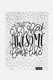 Swaddle - This is what awesome looks like