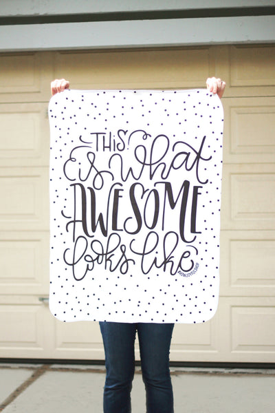 Swaddle - This is what awesome looks like - howjoyfulshop