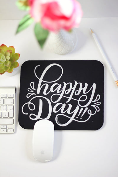 Mousepad - Happy day!! - howjoyfulshop