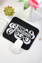 Load image into Gallery viewer, Mousepad - Creator of Awesome - howjoyfulshop