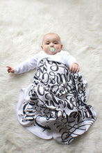 Load image into Gallery viewer, Swaddle - I knew you before I formed you in your mother's womb - Jeremiah 1:5 - howjoyfulshop