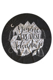 Play towel - You are our greatest adventure - howjoyfulshop