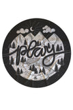 Play towel - Play - Mountains, lake and camp - howjoyfulshop