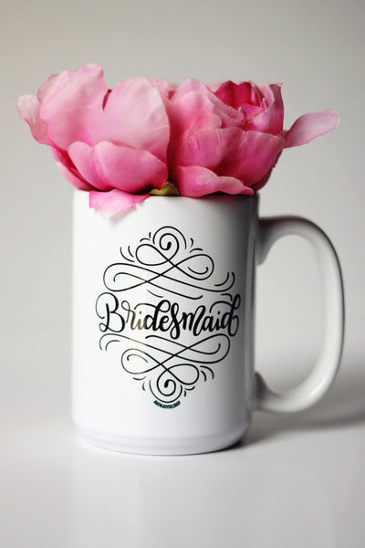Mug - Bridesmaid - howjoyfulshop