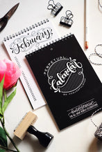 Load image into Gallery viewer, Perpetual calendar - Hand lettered calendar - howjoyfulshop