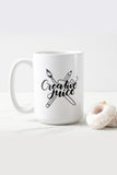 Mug - Creative juice - Gift for creatives - howjoyfulshop