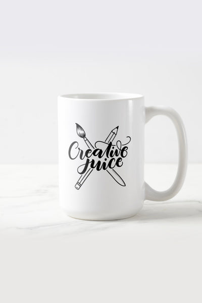 Mug - Creative juice - Gift for creatives