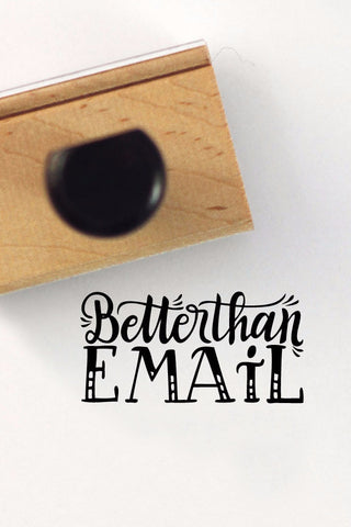 Stamp - Better than Email - howjoyfulshop