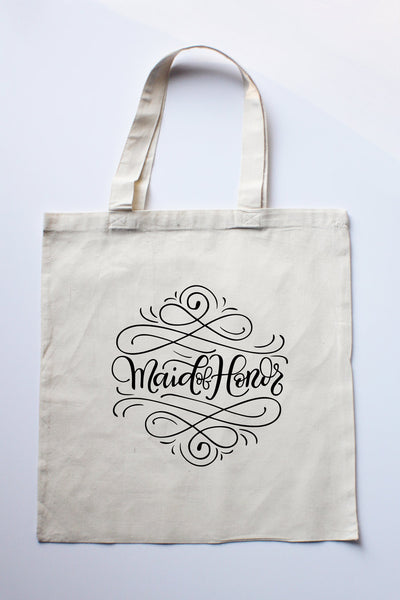 PREORDER - Small Tote bag - Maid of Honor