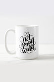 Mug - NOT paint water - Gift for creatives & painters