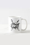 Mug set  - Paint water & NOT paint water - Gift for creatives & painters - howjoyfulshop