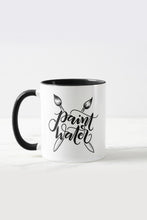 Load image into Gallery viewer, Mug - Paint water - Gift for creatives - howjoyfulshop