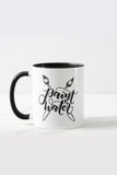 Mug - Paint water - Gift for creatives - howjoyfulshop