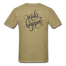 Load image into Gallery viewer, Make it happen - Unisex T-Shirt - khaki