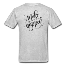Load image into Gallery viewer, Make it happen - Unisex T-Shirt - heather gray