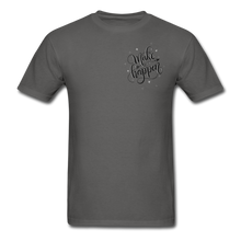 Load image into Gallery viewer, Make it happen - Unisex T-Shirt - charcoal
