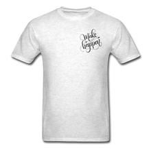 Load image into Gallery viewer, Make it happen - Unisex T-Shirt - light heather gray