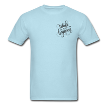 Load image into Gallery viewer, Make it happen - Unisex T-Shirt - powder blue