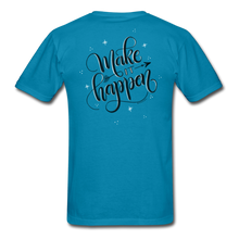 Load image into Gallery viewer, Make it happen - Unisex T-Shirt - turquoise