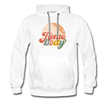 Load image into Gallery viewer, Homebody - Unisex Hoodie - white