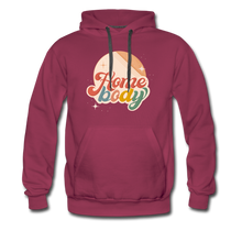 Load image into Gallery viewer, Homebody - Unisex Hoodie - burgundy