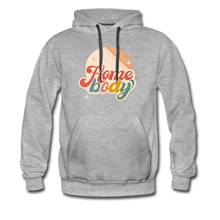 Load image into Gallery viewer, Homebody - Unisex Hoodie - heather gray