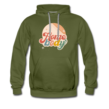 Load image into Gallery viewer, Homebody - Unisex Hoodie - olive green