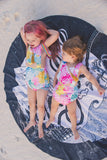 Play towel - Magic land - Home for mermaids, unicorns & princesses - howjoyfulshop