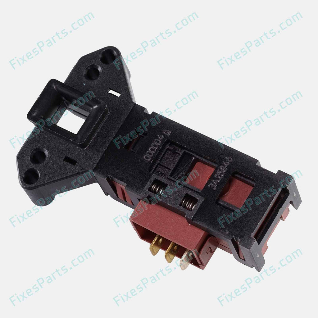 Washing Machine - Door Interlock Switch for Philco, Brandt, Zanussi, Kelvinator (60104, 60105) - Fixes Parts - 6