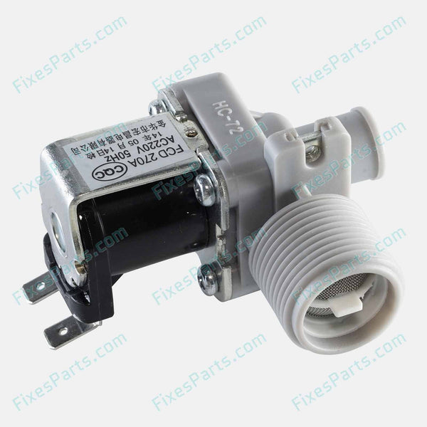 Washing Machine - Water Inlet Valve (60504) - Fixes Parts - 1