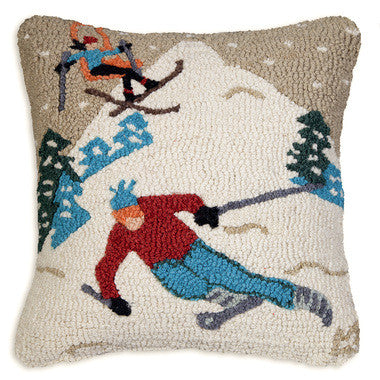 Chandler 4 Corners Perfect Ski Day Pillow