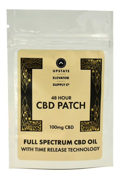 100 MG Full Spectrum Patch