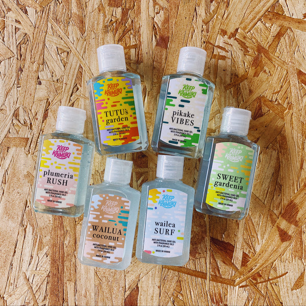 Keep it Kaimuki Hand Sanitizer (STORE PICKUP ONLY)