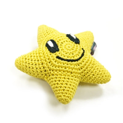 PAWer Squeaker Toy - Cute Star
