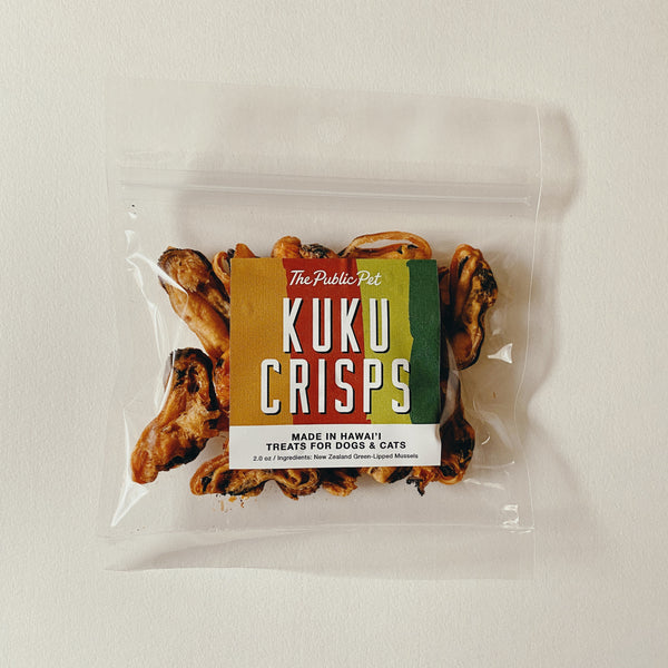 The Public Pet Kuku Crisps
