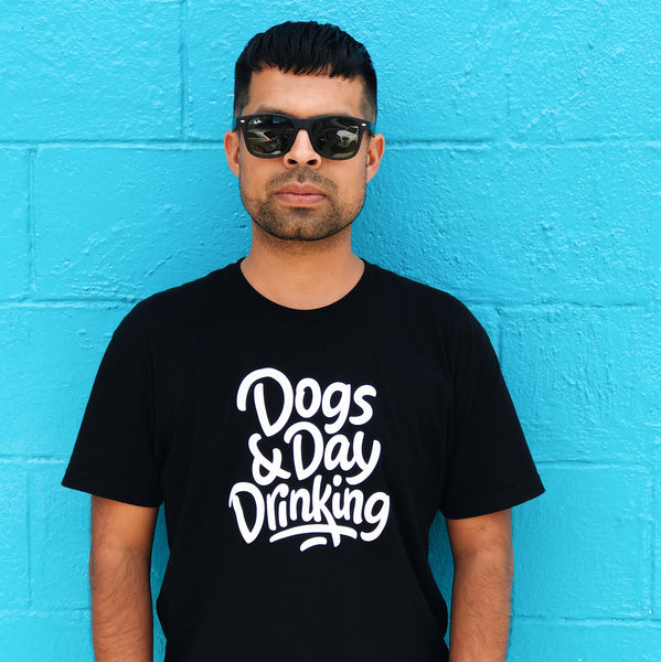 Dogs & Day Drinking Tee T-Shirt
