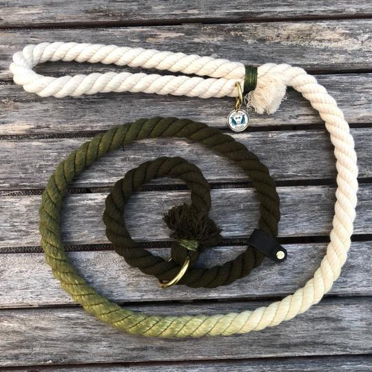 Whoozagoodog - Ombre Slip Leash 1/2""