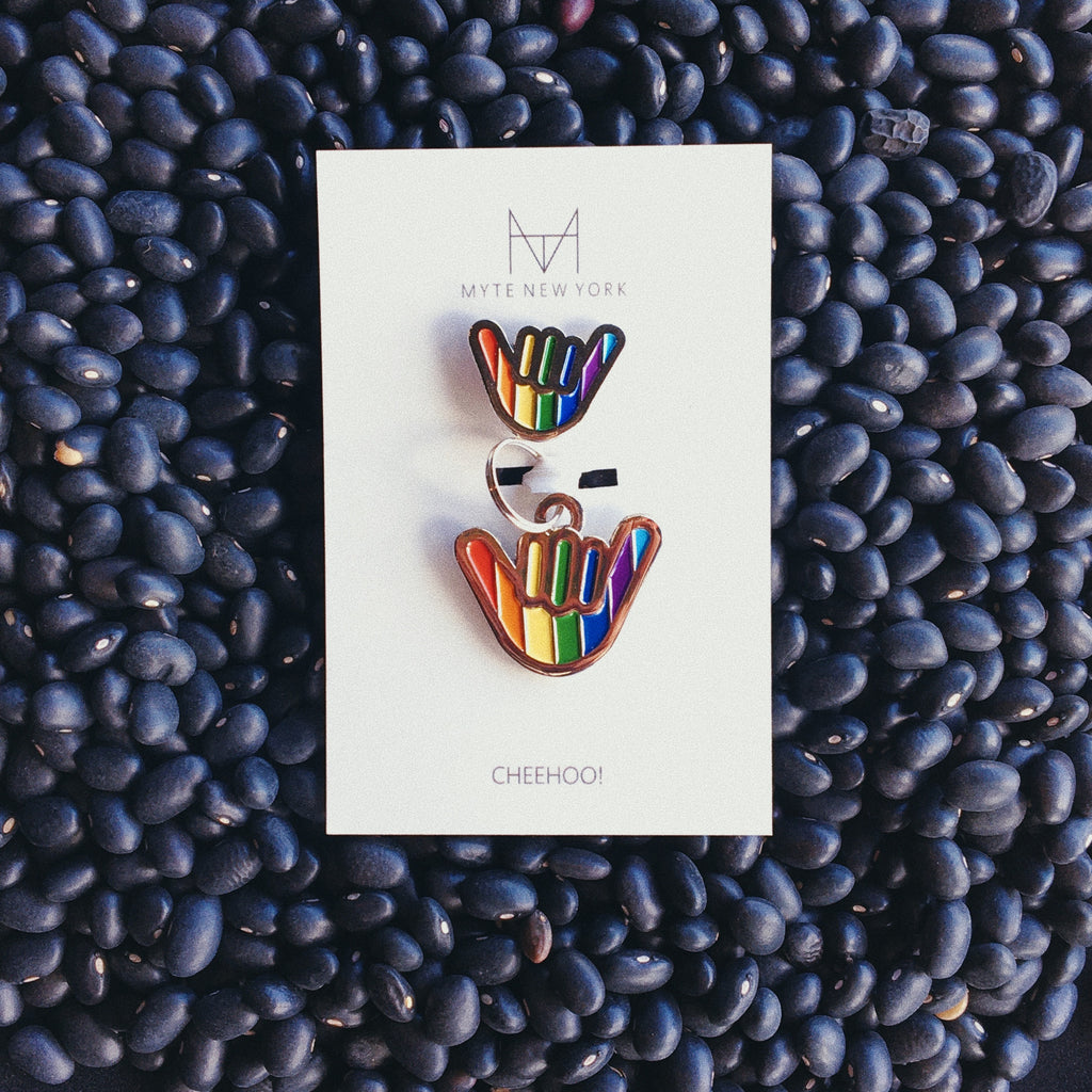 MYTE NYC Set - SILVER/RAINBOW