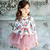 Victoria Floral Dress - Little Livey - 1