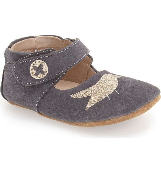 Pio Pio Mary Jane Crib Shoe