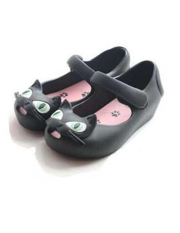 Mini Melissa Ultragirl II Kitty Slip-On - Little Livey - 1
