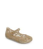 Mini Melissa 'Campana' Mary Jane Flat - Little Livey - 2