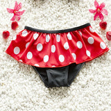 Minnie Mouse Swimsuit - Little Livey - 5