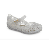 Mini Melissa 'Campana' Mary Jane Flat - Little Livey - 4