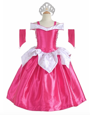 Princess Aurora Sleeping Beauty Ballgown Costume