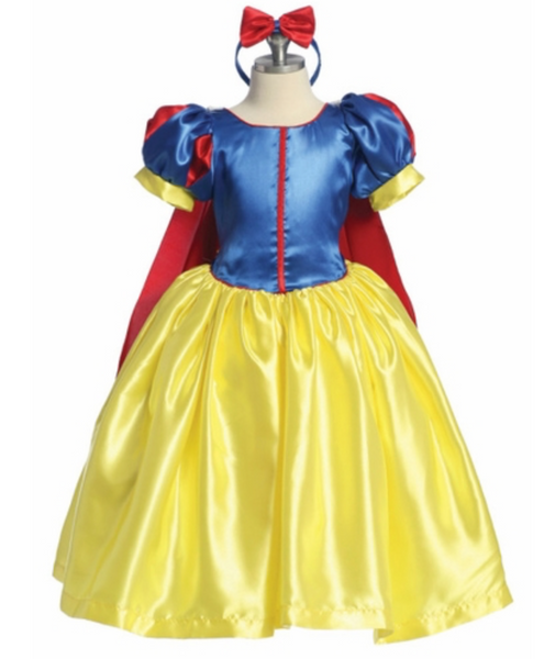 Snow White Princess Inspired Dress costume